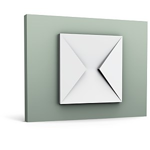 3d Envelope Wall Panel 33x33x29mm Pk4