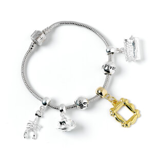 Friends Charm & Bracelet Set from I Want One Of Those