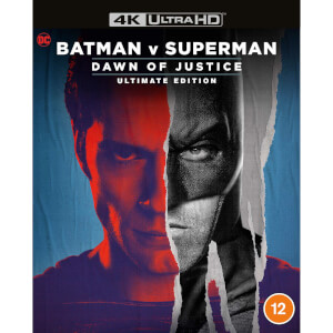 Batman vs Superman: Dawn of Justice Remastered - 4K Ultra HD