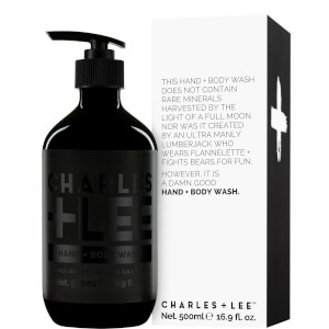 Charles + Lee Hand and Body Wash 500ml