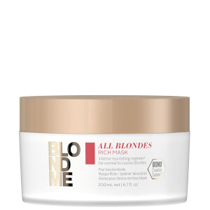 Schwarzkopf Blondme Rich Mask - All 200ml