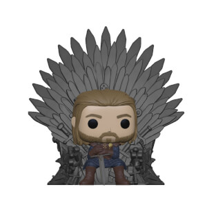 Game of Thrones Ned Stark on Throne Funko Pop! Deluxe
