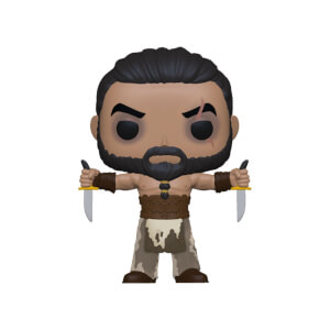 Game of Thrones Khal Drogo with Daggers Funko Pop! Vinyl
