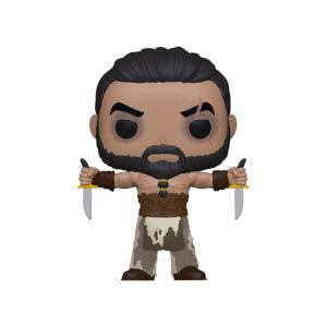 Game of Thrones Khal Drogo mit Dolchen Funko Pop! Vinyl Figur