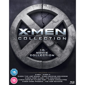 Marvel Studios' X-Men 1-10 Movie Collection