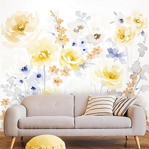 Fleur Summer Wall Mural