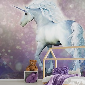 Magical Unicorn Wall Mural