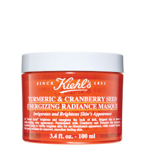 Kiehl's Turmeric and Cranberry Seed Energising Radiance Masque 100ml