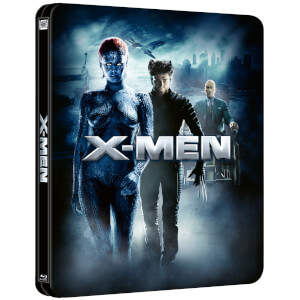 Marvel X-Men – Zavvi Exclusive Blu-ray Lenticular Steelbook
