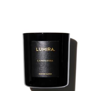 LUMIRA La Primavera Black Candle 300g