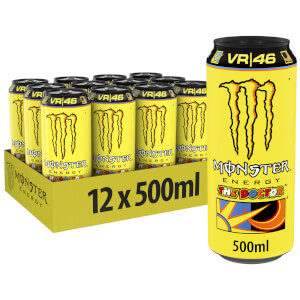 Monster The Doctor 12 x 500ml