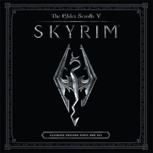 Jeremy Soule - The Elder Scrolls V: Skyrim (Ultimate Edition) 4xLP Box Set