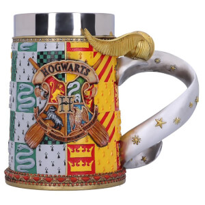 Harry Potter Golden Snitch Collectable Tankard 15.5cm from I Want One Of Those