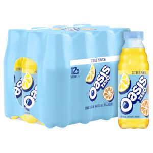 Oasis Citrus Punch Zero 12 x 500ml