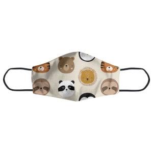 Animal Pattern Face Mask