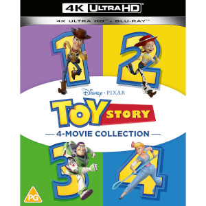 Toy Story 1-4 - 4K Ultra HD Collection