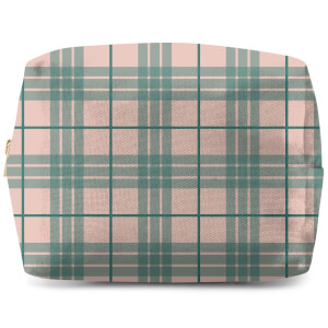 Pretty Tartan Makeup Bag