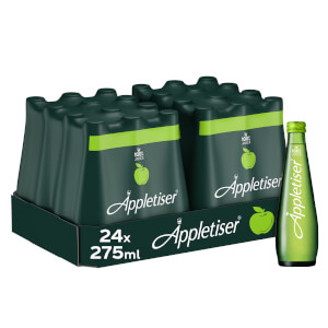 Appletiser 24 x 275ml Glass Bottles