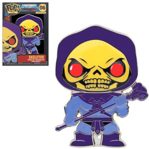 Masters Of The Universe Skeletor Funko Pop! Pin