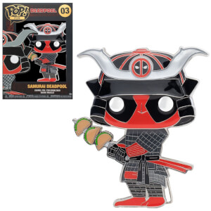 Marvel Taco Deadpool Funko Pop! Pin