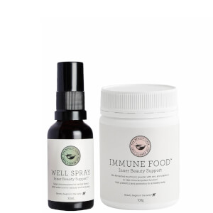 The Beauty Chef Immunity and Wellness Support Set