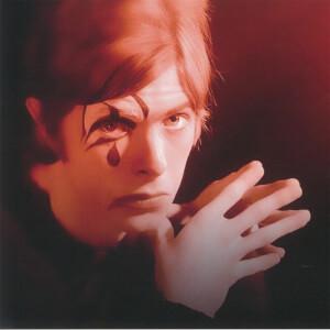 """David Bowie - Let Me Sleep Beside You (Red Vinyl) 7"""""""