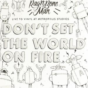 "Rag'N'Bone Man - Live To Vinyl At Metropolis Studios 12"""