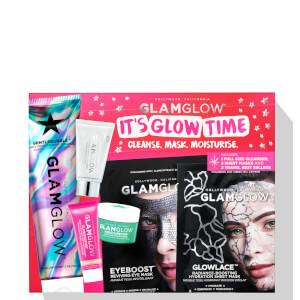 GLAMGLOW It's Glow Time Set (Worth £64.34)