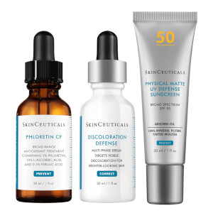 SkinCeuticals Vitamin C and Mineral Sunscreen Kit for Discoloration