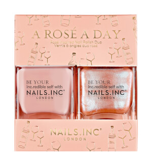 nails inc. A Rose a Day Duo