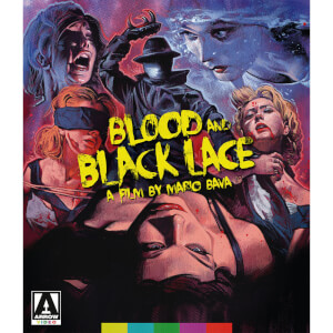 Blood And Black Lace (Includes DVD)