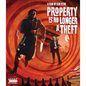 Property Is No Longer A Theft (Includes DVD)