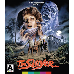 The Slayer (Includes DVD)
