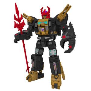 Hasbro Transformers Generations Selects Titan Black Zarak Action Figure