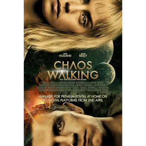 Chaos Walking - Limited Edition 4K Ultra HD Steelbook (Includes Blu-ray)