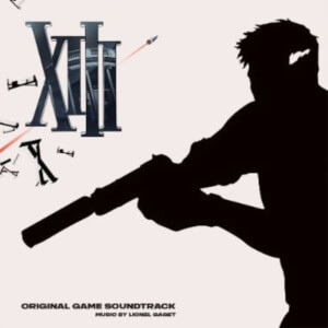 Laced Records - Xiii (Original Video Game Soundtrack) 180g LP (Black and White)