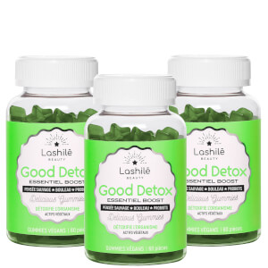 Lashilé Good Detox Gummies Trio
