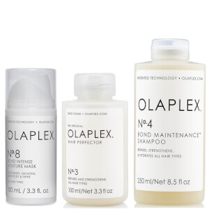 Olaplex No.3, No.4 and No.8 Bundle