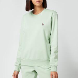 PS Paul Smith Women's Zebra Sweatshirt - Green