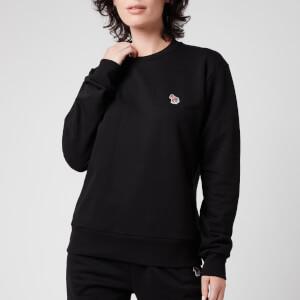 PS Paul Smith Women's Zebra Sweatshirt - Black