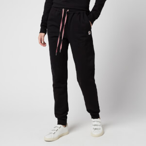 PS Paul Smith Women's Zebra Sweatpants - Black