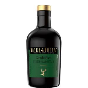 Batch & Bottle Glenfiddich Scotch Whisky Manhattan Cocktail 50cl