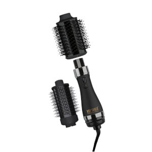 Hot Tools Volumiser One-Step Blowout Brush - Dual Detachable