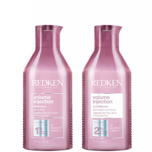 Redken Volume Injection Shampoo and Conditioner Duo