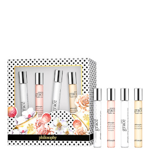 philosophy Grace and Gratitude 4 Piece Rollerball Set