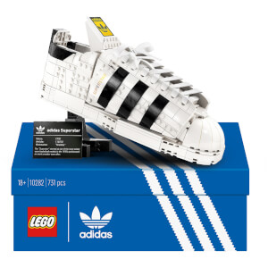 LEGO adidas Originals Superstar Set for Adults (10282) from I Want One Of Those