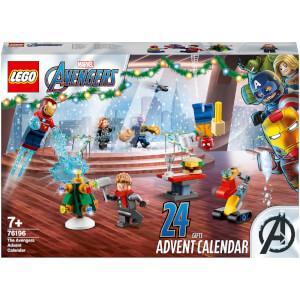 LEGO Marvel The Avengers Advent Calendar 2021 Set (76196)