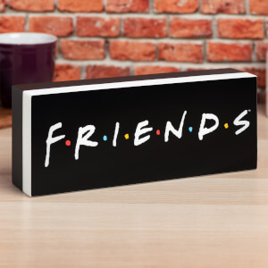 Friends Logo Light from I Want One Of Those