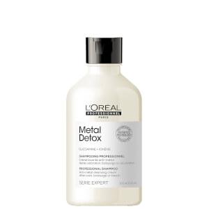 L'Oréal Professionnel Serie Expert Metal Detox Champú Crema Limpiadora Anti-Metal 300 ml