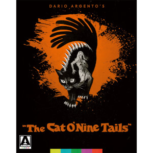 The Cat O' Nine Tails - Limited Edition 4K Ultra HD